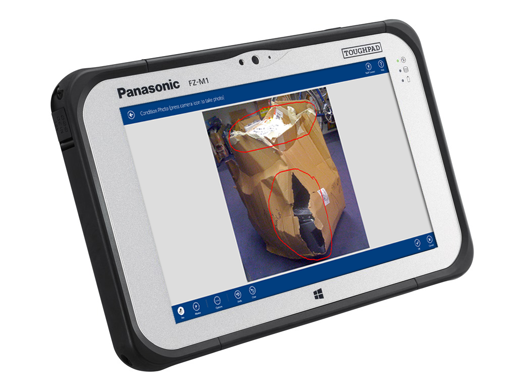 TAAP Toughpad Proof of Delivery